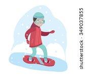 vector illustration of... | Shutterstock .eps vector #349037855