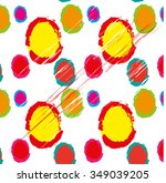 background pattern  with... | Shutterstock .eps vector #349039205