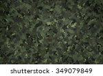 dirty camouflage for background | Shutterstock . vector #349079849