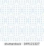 seamless star pattern. abstract ... | Shutterstock .eps vector #349121327
