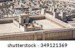 Model Of Jerusalem Temple From...