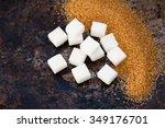 sugar   Shutterstock . vector #349176701