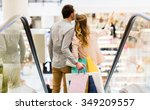 sale  consumerism and people... | Shutterstock . vector #349209557