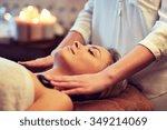 people  beauty  spa  healthy... | Shutterstock . vector #349214069