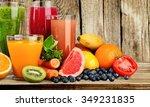 fruit. | Shutterstock . vector #349231835