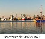 varna  bulgaria   18 november ... | Shutterstock . vector #349294571