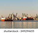 varna  bulgaria   18 november ... | Shutterstock . vector #349294655