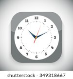 simple classic time and clock...