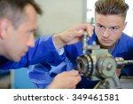 mechanical engineer | Shutterstock . vector #349461581