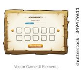 game achievements screen....