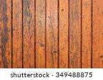 Weathered Orange Fir Planks On...