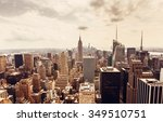 new york  usa   august 12  2013 ... | Shutterstock . vector #349510751