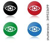 eye   color vector icon