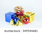 christmas decoration | Shutterstock . vector #349544681