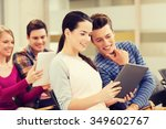 education  high school ... | Shutterstock . vector #349602767