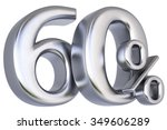 percent discount from silver.... | Shutterstock . vector #349606289