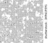 abstract halftone vector... | Shutterstock .eps vector #349619591