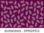 leaves rustic background | Shutterstock .eps vector #349624511