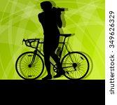 Cycling Cyclist Bike...