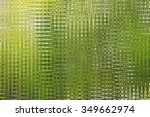 creative abstract green texture ... | Shutterstock . vector #349662974