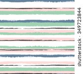 grunge  striped seamless... | Shutterstock .eps vector #349723844