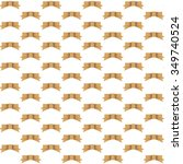 seamless vector pattern with... | Shutterstock .eps vector #349740524