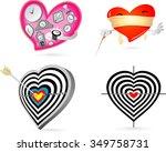 Hearts Concept Love Is Patient  ...