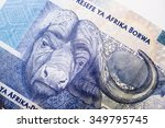 mandela money south african... | Shutterstock . vector #349795745