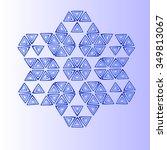 vector illustration of... | Shutterstock .eps vector #349813067