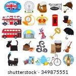 England Icons  English  Europe...