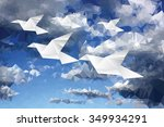 vector illustration with... | Shutterstock .eps vector #349934291