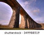 Viaduct At Ribblehead ...