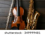 Musical Instruments  Saxophone...