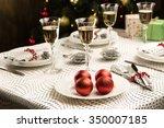 Christmas Dinner Table....