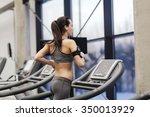 sport  fitness  lifestyle ... | Shutterstock . vector #350013929