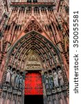 strasbourg cathedral  cathedral ...