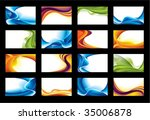 vector abstract background | Shutterstock .eps vector #35006878