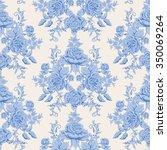 vector seamless background.... | Shutterstock .eps vector #350069264