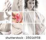 spa composition | Shutterstock . vector #35016958