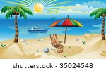 recreation background | Shutterstock . vector #35024548