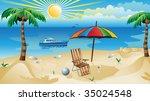 recreation background | Shutterstock . vector #35024548