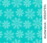vector christmas seamless... | Shutterstock .eps vector #350247551