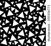 memphis milano style pattern... | Shutterstock .eps vector #350336771