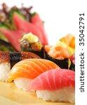 Japanese Cuisine   Sushi Set ...