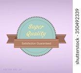 violet premium quality... | Shutterstock .eps vector #350492339