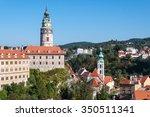 Castle Tower  Cesky Krumlov