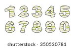 Number Of Mummy. Typography...