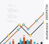 analytical background | Shutterstock .eps vector #350595734