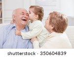 pretty old men and women are...   Shutterstock . vector #350604839
