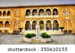Archbishop's Palace In Nicosia...
